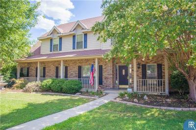 Brownwood Single Family Home For Sale: 2700 Hunters Run