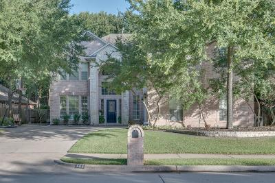 Keller Single Family Home For Sale: 1608 Forest Bend Lane