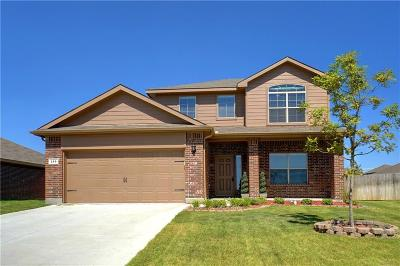 Ponder Single Family Home For Sale: 259 Meadowlands Drive