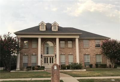 Plano Single Family Home For Sale: 7312 Stoney Point Drive