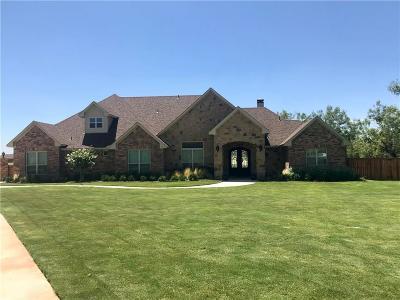 Abilene Single Family Home For Sale: 225 Chardonnay Way