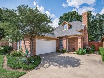 Irving Single Family Home For Sale: 1012 Olde Towne Drive