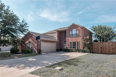 Sachse Single Family Home Active Option Contract: 3102 Creekbend Court
