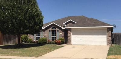 Mansfield TX Single Family Home For Sale: $239,900