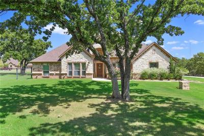Weatherford Single Family Home Active Option Contract: 119 Ellis Pond Court