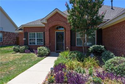 Denton Single Family Home For Sale: 2700 Arabian Avenue