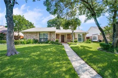 Plano Single Family Home For Sale: 1329 Kesser Drive