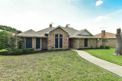 Mesquite Single Family Home For Sale: 4629 Meadowview Drive