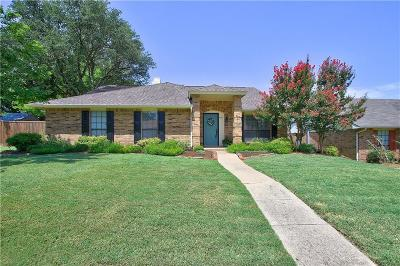 Flower Mound Single Family Home Active Option Contract: 4301 Southhampton Court
