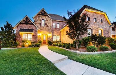 Frisco Single Family Home Active Option Contract: 15239 Nottingham Lane