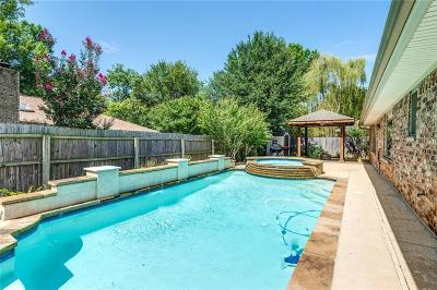 Grapevine Single Family Home For Sale: 2006 Candle Court