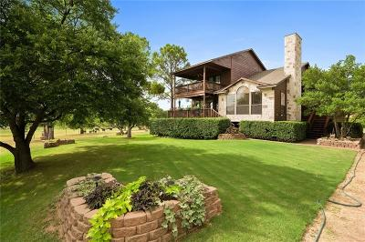 Little Elm Single Family Home For Sale: 931 Cove Trail