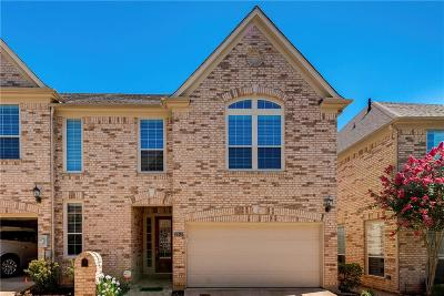 Colleyville Townhouse For Sale: 3943 Spring Garden Drive