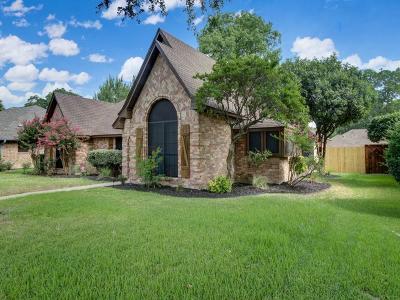 Desoto Single Family Home For Sale: 512 Wisterglen Drive