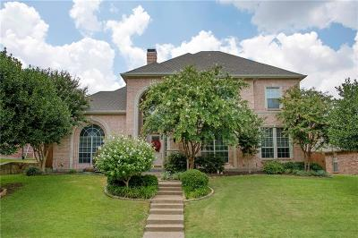 Coppell Single Family Home For Sale: 956 Redwing Drive