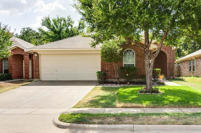 Fort Worth Single Family Home Active Option Contract: 1824 Kingsbrook Trail