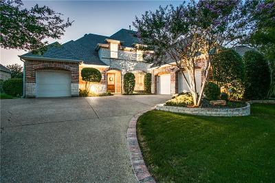 Plano Single Family Home Active Option Contract: 8013 Stonehill Drive