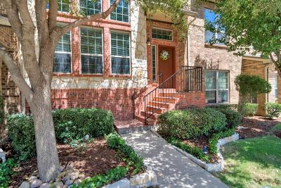 Carrollton Townhouse For Sale: 2124 McParland Court