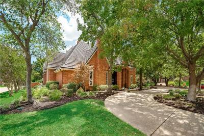 Colleyville Single Family Home Active Contingent: 3103 Queensbury Way Court