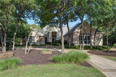 Flower Mound Single Family Home For Sale: 3605 Immel Drive