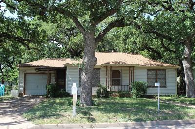 Mineral Wells Single Family Home For Sale: 305 SE 20th Street SE
