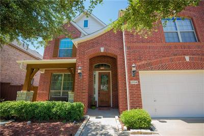 Tarrant County Single Family Home Active Kick Out: 2724 Ponce De Leon