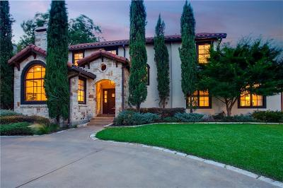 University Park Single Family Home For Sale: 4100 Amherst Avenue