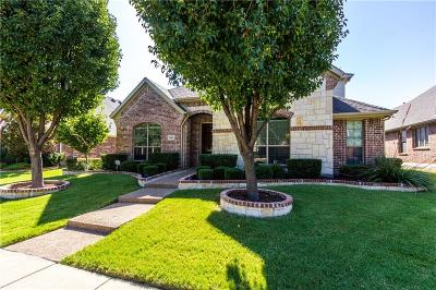 Allen Single Family Home For Sale: 933 Cougar Drive