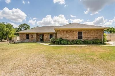 Parker County Single Family Home Active Option Contract: 210 N Remuda Court