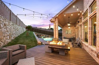 Allen Single Family Home For Sale: 1202 Bentley Drive