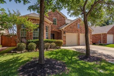 McKinney Single Family Home Active Option Contract: 5513 Amber Way