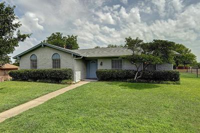 Plano Single Family Home Active Option Contract: 2732 Oak Grove Court
