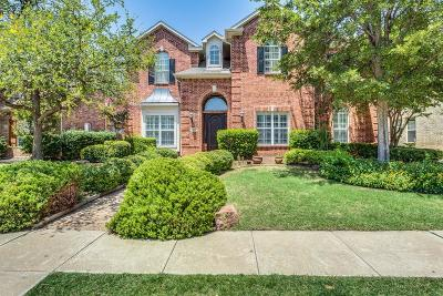 Frisco Single Family Home For Sale: 3210 Persimmon Lane