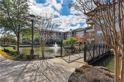 Southlake, Westlake, Trophy Club Condo For Sale: 301 Watermere Drive #409