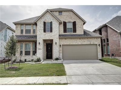 Little Elm Residential Lease For Lease: 1113 Yarrow Street