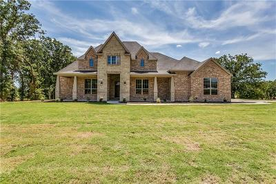 Burleson Single Family Home For Sale: 4104 Crosswind Street