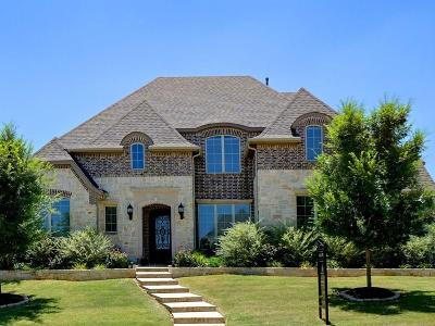 Keller Single Family Home For Sale: 682 Meadow Creek Drive
