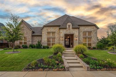 Colleyville Single Family Home Active Kick Out: 100 Waterfall Court