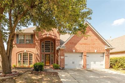 Grand Prairie Single Family Home For Sale: 2853 Alcot Lane