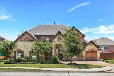 Keller Single Family Home For Sale: 1500 Saddletree Lane