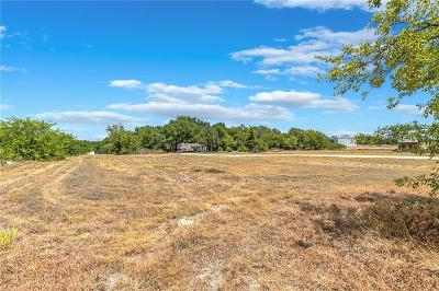 Weatherford Residential Lots & Land Active Contingent: 188 Crockett Road
