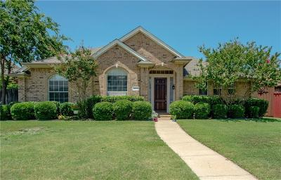 Frisco Single Family Home Active Contingent: 10714 Brandenberg Drive