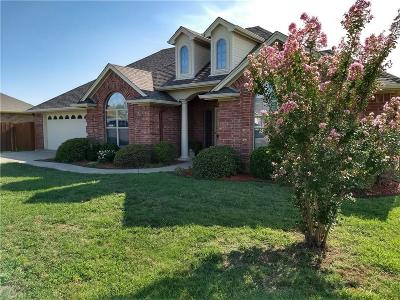 Mineral Wells Single Family Home For Sale: 2311 Springhill Court