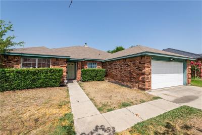 Single Family Home For Sale: 4709 Saint Thomas Place