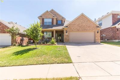 Fort Worth Single Family Home Active Option Contract: 4944 Giordano Way