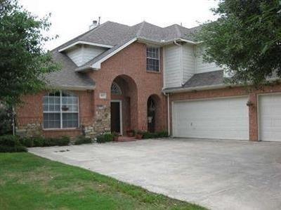 Keller Single Family Home For Sale: 317 Bramble Woods