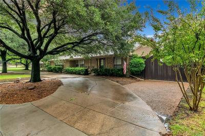 Keller Single Family Home For Sale: 940 Western Trail