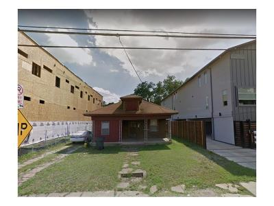 Dallas Single Family Home Active Option Contract: 2311 N Carroll Avenue