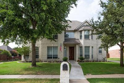 Flower Mound Single Family Home For Sale: 2713 Heather Wood Drive