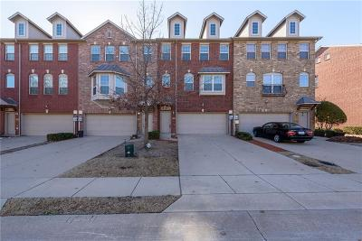 Lewisville Townhouse For Sale: 2654 Chambers Drive